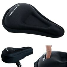 2016 Cycling Bike Bicycle Silicone Soft Pad Saddle Silica Gel Cushion Seat Cover