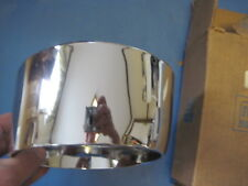 NOS 1962 Mercury right outer headlight bezel in box excellent