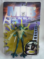 MEN IN BLACK BENDABLE FIGURES / MIKEY / GALOOB 1997 /  SEALED