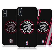 OFFICIAL NBA TORONTO RAPTORS 2 BLACK SOFT GEL CASE FOR APPLE iPHONE PHONES