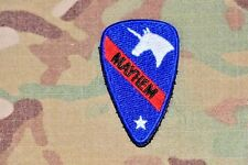 Blue Mayhem Embroidered Tactical Patch Military Morale