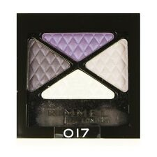 RIMMEL LONDON Glam Eye Shadow Quad-RLESGQ17 Dark Signature