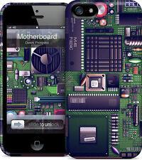 Hard Case GelaSkin- Motherboard  for iphone 5