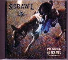 SCRAWL Travel on 2 UNRELEASE & DEMO PROMO DJ CD Ted Nugent remake Covers