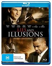 Lies and Illusions Blu-ray Discs NEW