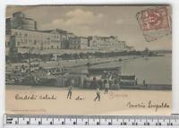 Cartolina Sicilia - Siracusa Vista dal Molo - SR 2167