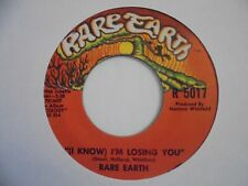 RARE EARTH  I Know I'm Losing You RARE EARTH Classic Samples + Kanye 45 HEAR