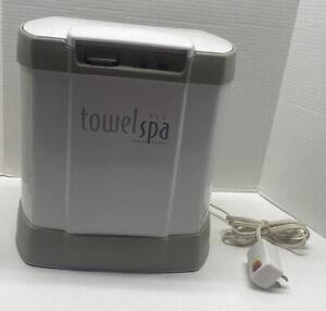 Brookstone Towel Spa Towel Warmer Tested Works TSK-5201MA