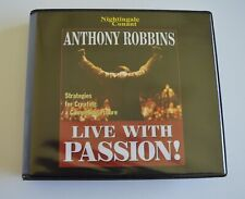 Live With Passion - Anthony Robbins - Audiobook 6CD
