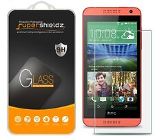 3X Supershieldz HTC Desire 610 Tempered Glass Screen Protector Saver