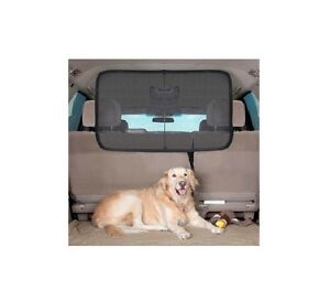 Cargo Area Net Barrier for Dogs - claw proof - Designed to fit all vehicles
