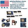 NodeMCU Lua ESP8266 ESP-12 WeMos D1 Mini WIFI 4MB Development Board Module USA