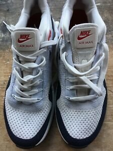 NIKE AIR MAX   MENS UK 10 EU 45   VINTAGE TRAINERS RUNNING SHOES