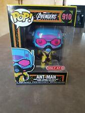 Ant-Man Black Light Funko Pop! Target Exclusive #910 - IN HAND