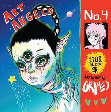 GRIMES - Art Angels LP Vinyl Album SEALED NEW Record w/ Janelle Monae
