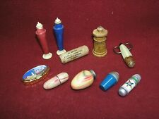9 Unique Vintage Sewing Kits and 1 Needle Dispenser COLLECTIBLES