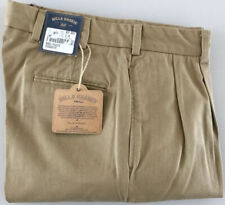 BRAND NEW-Bills khakis M2P-OTBK Size 33 TWILL BRITISH KHAKI MSRP $165