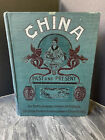 Scarce 1900 Antique China J. Martin Miller Book Illustrated Real Photos Empire