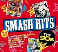 Various Artists - Smash Hits The 90S / Various [New CD] UK - Import