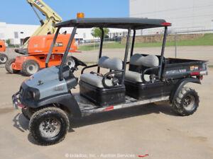 2019 Club Car CarryAll 1700D 4WD Industrial Equipment Cart UTV bidadoo -Repair
