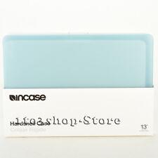 Incase MacBook Pro 13 inch Hardshell Case Thunderbolt 3 USB C Dots Blue Smoke