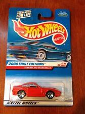 1999 HOT WHEELS 2000 FIRST EDITIONS FERRARI 550 MARANELLO - #2 OF 36 CARS