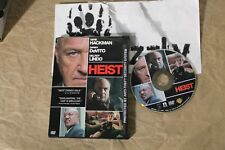 USED Heist DVD (NTSC) Tested and Working!