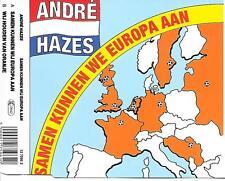 ANDRE HAZES - Samen kunnen we Europa aan CD SINGLE 2TR Holland 1992 (EMI)