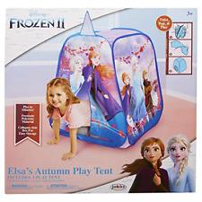 Kids Pop Up Tent - Frozen 2 Children's Playtent Playhouse for Indoor Outdoor