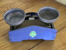 eine alte Waage aus Blech von EMKA , Spielzeug, Deko  (G)12139