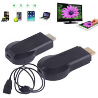 PVC 1080p HDMI Dongle Wi-Fi Display Receiver for Stream Phone to TV Wireless