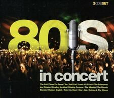 CD neuf- 80's in Concert [Import allemand] B4