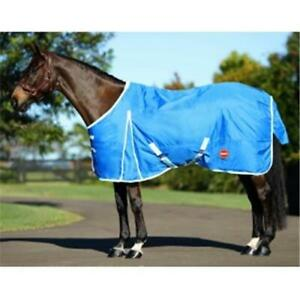 Kozy 600D Nylon Horse Rug  – Blue