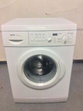 Pre owned 2 years old Bosch Excel 1400 washing machine