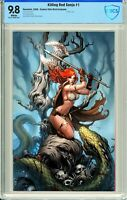 Killing Red Sonja #1 Comics Elite Sabine Rich Virgin Exclusive - CBCS 9.8!