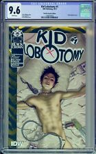 KID LOBOTOMY #1 - CGC 9.6 - RETAILER INCENTIVE PARTIAL GOLD FOIL - 1246233022