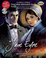 Jane Eyre Teaching Resource Pack: The Graphic Novel [With CDROM] (Mixed Media Pr