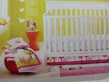 4 pc Circo Up We Go Baby Nursery Crib Bedding Set Collection NIP