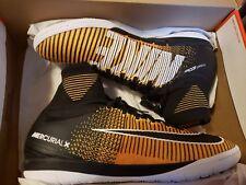 Nike MercurialX Proximo II DF IC Indoor Soccer Shoes Orange Mercurial 831976-801