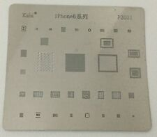 für iPhone 6 BGA Mobile IC Reballing Schablone Stencil  For iPhone 6