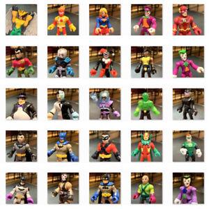 IMAGINEXT DC Super Friends Power Rangers Legends Blind bag Series Figures Toys
