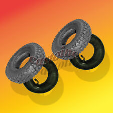 2 10428 Tire & Tube 2.00X50 Cheng Shin. Knobby Tread C968. Gas Powered Scooters.
