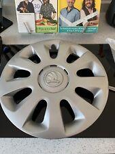 Skoda Citigo Original Wheel Trim