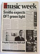 MUSIC WEEK MAGAZINE  12 MARCH 1994  ADAMS LP AIDS PROFITS AT POLYGRAM    LS