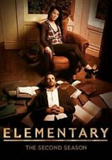Elementary Season 2 DVD Set Region 1 Second Series