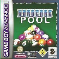 Nintendo GameBoy Advance Spiel - Hardcore Pool Modul