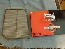 2001-2009 LINCOLN LS JAGUAR THUNDERBIRD Cabin Air Filter Champion Filter