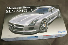 1:24 Fujimi - Mercedes-Benz SLS AMG - Modellbausatz Model Kit NEU NEW