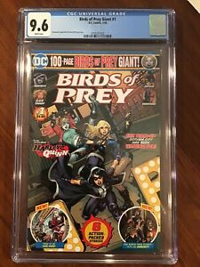 Birds Of Prey #1 100 Page Giant First Print DC Comics Harley Quinn 2020