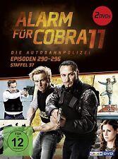 2 DVDs * ALARM FÜR COBRA 11 - STAFFEL 37 # NEU OVP §